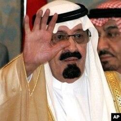 سعودی فرمانروا شاہ عبداللہ