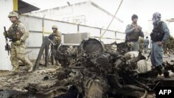 ავღანეთში კიდევ ერთი ტერაქტი მოხდა