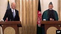 '2014ء کے بعد بھی امریکہ افغانستان میں رہ سکتا ہے'