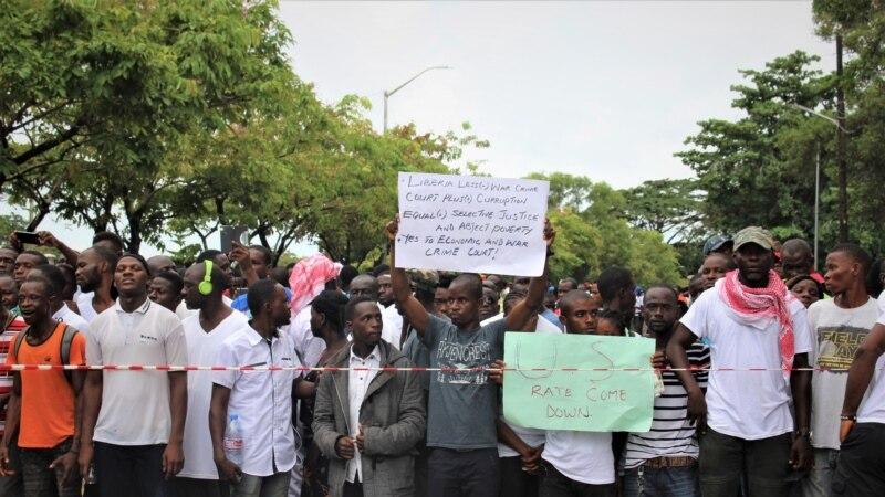 Liberia: George Weah contesté dans la rue et lors d'une élection partielle