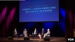 喬治華盛頓大學校園,白宮亞太裔行動計劃首次舉辦亞太裔峰會
