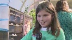 Жива изложба: пеперутки во Природонаучниот музеј во Вашингтон