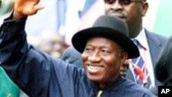 Shugaba Goodluck Jonathan