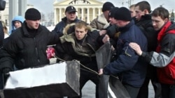 Ongoing Repression In Belarus