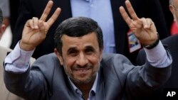 Many in the West, and at home, will not miss outgoing Iranian President Mahmoud Ahmadinejad.