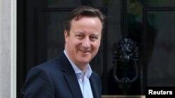 David Cameron, Firayi-Ministan Birtaniya
