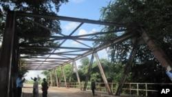 Buundada degmada Afgooye