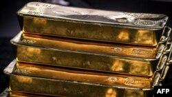 Des lingots d'or, le 4 août 2020.