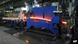 미국 미네소타주 세인트폴에 위치한 용강 공장. (자료사진)