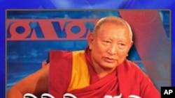 Kirti Rinpoche talks to VOA