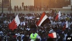 بحرین: سخت سیکیورٹی میں پارلیمانی انتخابات کا انعقاد