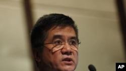美国驻华大使骆家辉(资料照)