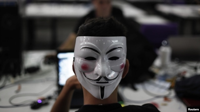The Kingdom of Bahrain recently banned the importation of masks like this one.