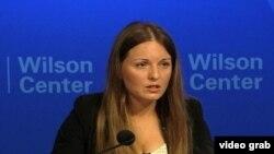 Ljubica Vasić, pomoćnica ministra spoljnih poslova Srbije.