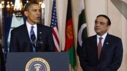 رییس جمهوری پاکستان در راه آمریکا