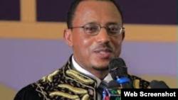 Prezidaantii mootummaa bulchinsa naannoo Oromiyaa Obbo Lammaa Magarsaa