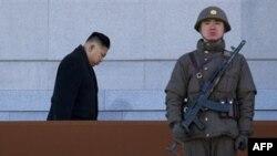 Лидер Северной Кореи Ким Чен Ын, Пхеньян.