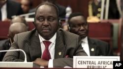 中非共和国总统博齐泽