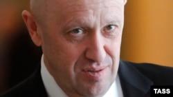 На фото: російський олігарх Євген Пригожин