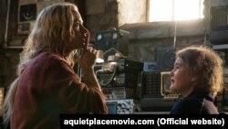 """La película de horror """"A Quiet Place"""", dirigida y protagonizada por John Krasinksi, debutó con 50 millones de dólares en las taquillas en Estados Unidos y Canadá."""