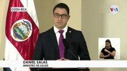 Ministro de Salud de Costa Rica Daniel Salas