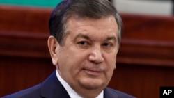 O'zbekiston rahbari Shavkat Mirziyoyev 1-fevral kuni Amerika-O'zbekiston savdo palatasi raisasi Kerolin Lem bilan ko'rishgan.