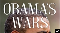 'Obama's Wars' is a new book by Bob Woodward