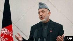 Президент Гамід Карзай