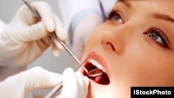 Going to the dentist is also important to maintain good health. One can't let it slide.