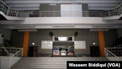 سنیما کا اندرونی منظر