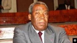 Marcel Niat Njifenj, président du Sénat au Cameroun (Marcel Niat Njifeni/Facebook)