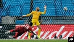 Portugal logró empatar en el último minuto, para mantener sus esperanzas vivas y retrasar los planes de EE.UU.