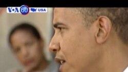 Ambassador Susan Rice visits Capitol Hill- VOA60 America