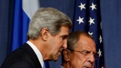 Kerry-Lavrov Talks Continue Saturday