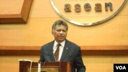 東盟秘書長素林(資料圖片)