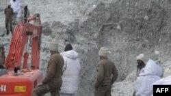 Potraga za žrtvama lavine u Pakistanu