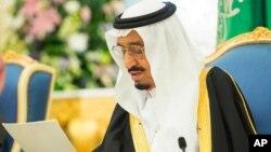 Raja Arab Saudi, Salman (foto: dok).