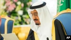 Sarkin Salman na Saudiya