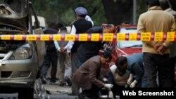 بھارت بم دھماکہ(فائل)