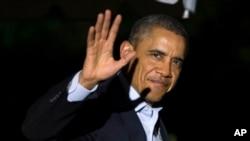奥巴马总统3月28号乘专机前往欧洲和沙特阿拉伯