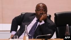Perezida wa Gabon Ali Bongo