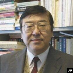 王耀宗,香港岭南大学政治学教授