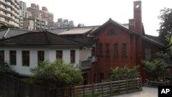 北投温泉博物馆外景