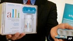 Consumidores denunciaron posible falsificación de las pastillas para bajar de peso.