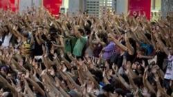 ادامه تظاهرات در اسپانیا