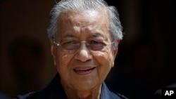 Firayim Ministan Malaysia Mahathir Mohammed