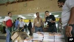 El Consejo Nacional Electoral debe estar renovado para las elecciones parlamentarias del 2015.