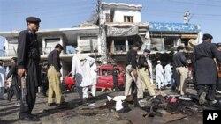 পাকিস্তানে তালেবানের প্রতিশোধমূলক বোমা হামলায় ৮০ জন নিহত