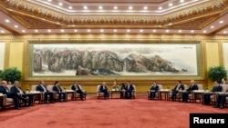 Ceremonija potpisivanja, Kina 29. jun 2015.