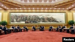 China AIIB signing ceremony
